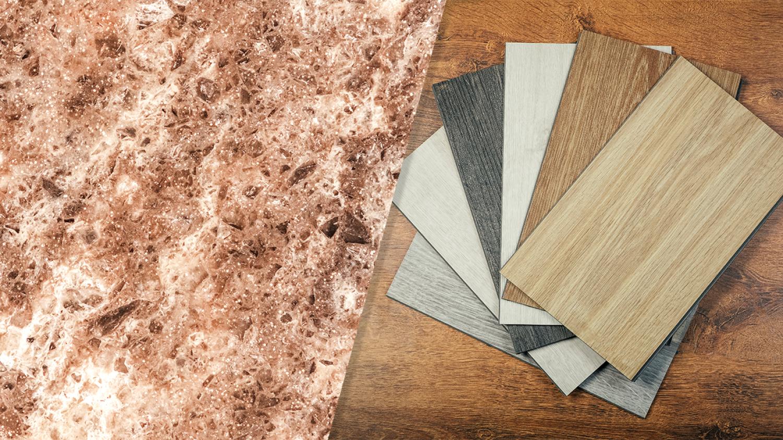 Quartz, Granite or Laminate?